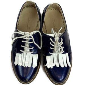 Oscar de la Renta Saddle/Oxford Shoes 29